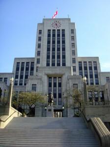 Vancouver City Hall