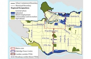 RCS-ODP map in Vancouver Sun 24-May-2013