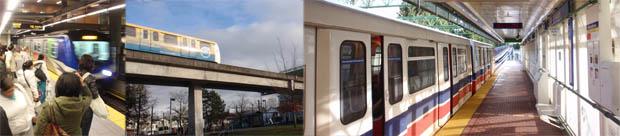 Skytrain system