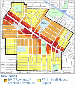 Norquay New Zones